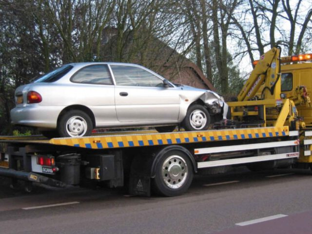 auto towing service in Fort Smith